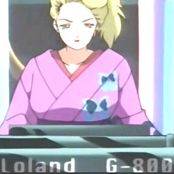 Loland G-800 from St. Luminous Mission High School