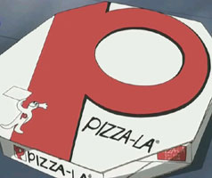 PIZZA-LA from Eureka 7