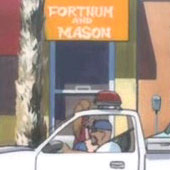 FORTNUM AND MASON from Kaleido Star