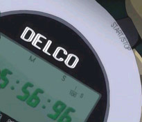 DELCO from Initial D - 4th Stage