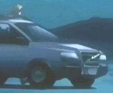 Volvo from Madlax