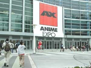 Kaita, Eric, and The Sign from Anime Expo 2005