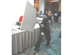 Kuonji Ukyo Part 1 from Anime Expo 2005
