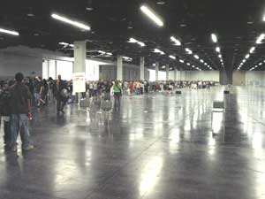 Waiting for Sakamoto from Anime Expo 2005
