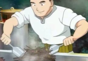 Spatula from Lime-iro Senkitan: Nankoku Yume Roman