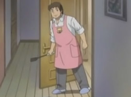 Spatula from Telepathy Shoujo Ran