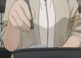 Spatula from Solty Rei