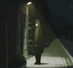 Parody of The Exorcist from Shiki