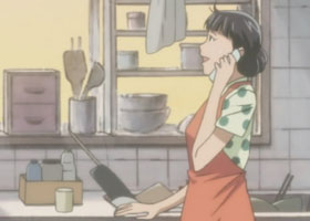 Spatula from Nodame Cantabile: Finale