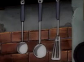Spatula from Sands of Destruction