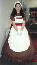 Kafra cosplayer at FanimeCon 2006