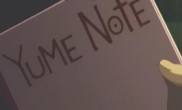 YUME NOTE diary from Kimi ga Aruji de Shitsuji ga Ore de